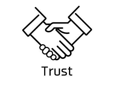 会社の信用性